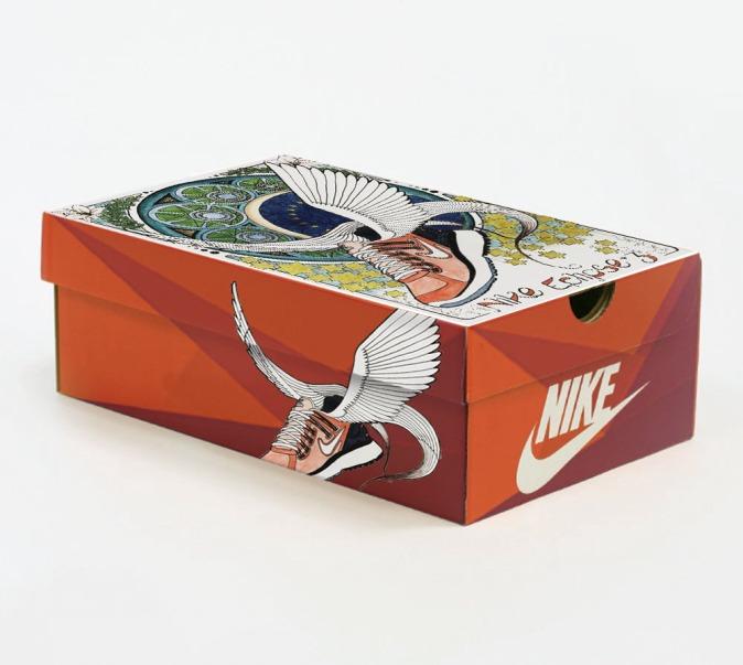 nike box concept