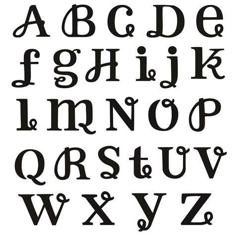NYC Ballet Alphabet